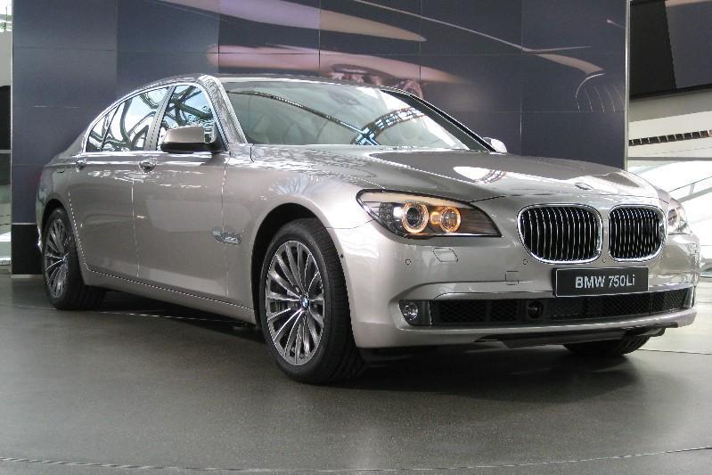 BMW prijst 7-serie