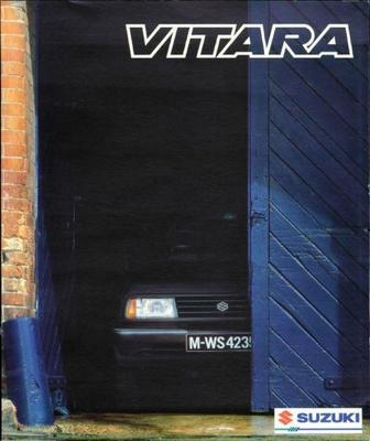 Suzuki Vitara Cabrio Jlx,metal Top Jlx,van Jlx,com