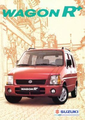 Suzuki Wagon R,1.0ga,1.2gl,1.2glx