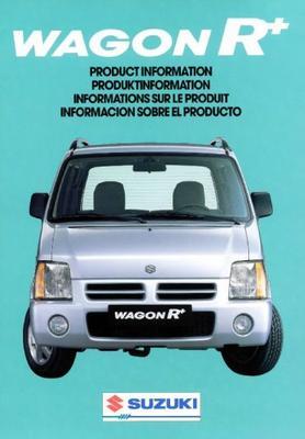 Suzuki Wagon R,ga,gl,glx
