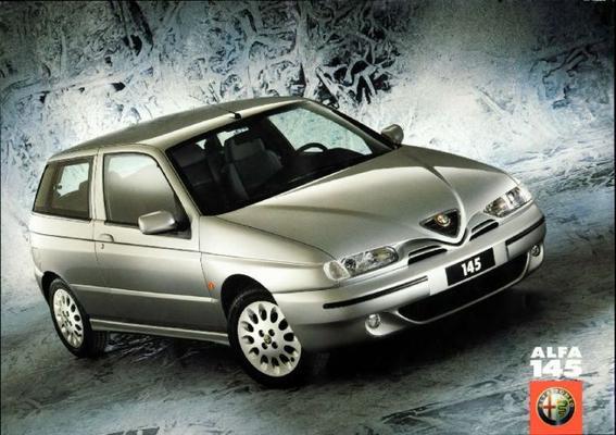 Alfa Romeo Alfa 145 1.4t.spark16v,1.6t.spark16v,1.