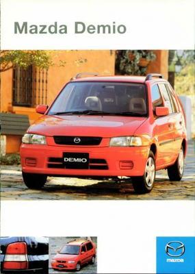 Mazda Demio Mv X,ms X