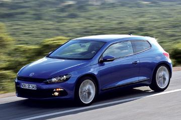 VW Scirocco Bluemotion met 20% bijtelling