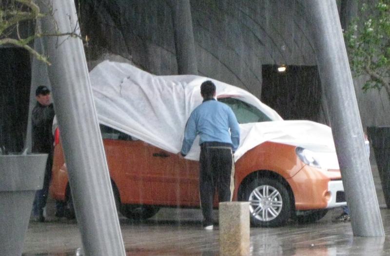 Spionage: Renault Kangoo Compact deel 2