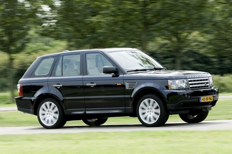 Land Rover Range Rover Sport TDV8 HSE (2007)