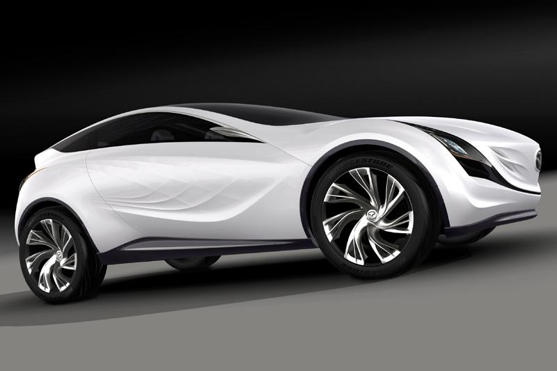 De Mazda Kazamai Concept