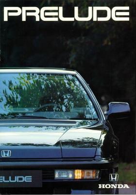 Honda Prelude 2.0 Ex(4ws)(alb), 2.0i-16-albs(4ws),