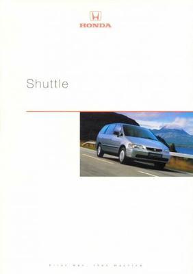 Honda Shuttle 2.3i Lses