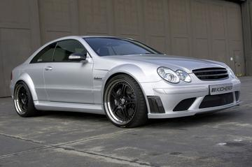 Nog potenter: Kircherer CLK Black Series