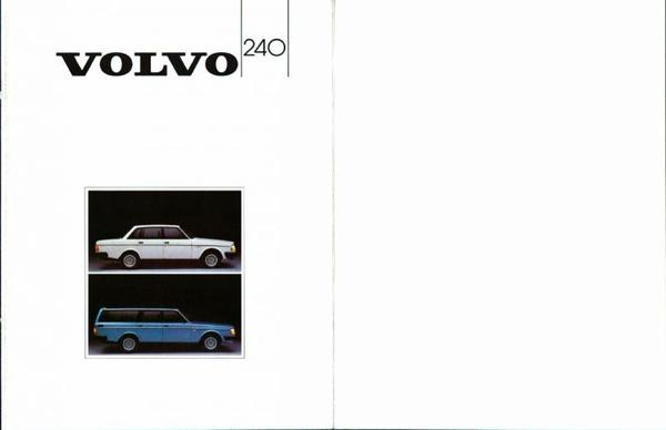 Volvo Volvo 240 Volvo 240,turbo
