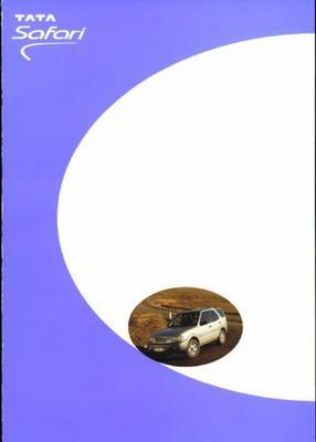 Tata Safari 483 Dl Turbo, 483 Pl Petrol,