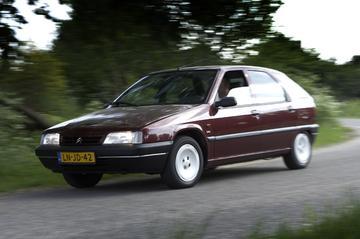 Vakantiebarrel: Citroën ZX