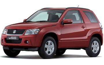 Suzuki Grand Vitara opgefrist