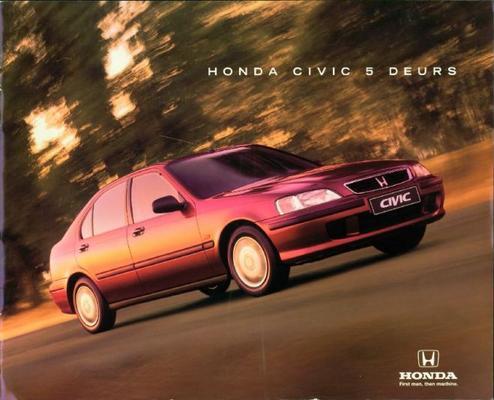 Honda Civic 1.4i,1.5i Vetec E,1.6i Ls,1.6i Sr Vtec