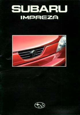Subaru Impreza Sedan,plus Gl