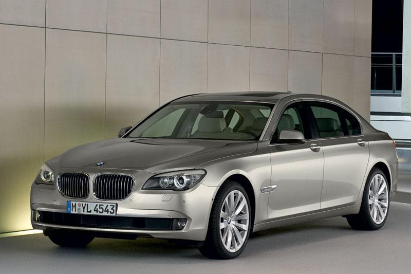 De nieuwe BMW 7-serie!
