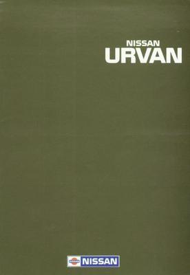 Nissan Urvan 2.0,2.5