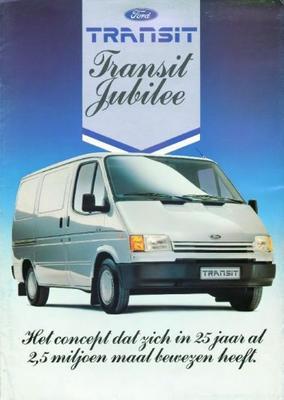 Ford Transit Jubilee