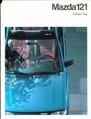 Mazda Cabrio Top 121