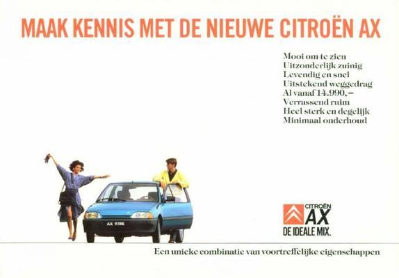 Citroen Ax