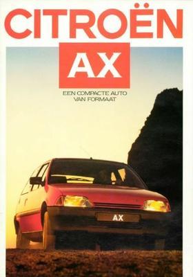Citroen Ax Ax10e,11e,11re,11tre,14trs,14tzs,