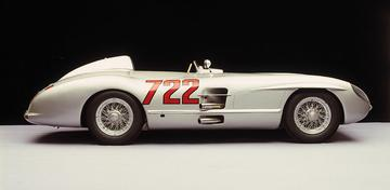 Lichtgewicht Mercedes SLR op komst