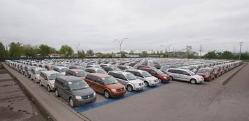 Chrysler sluit Voyager-fabriek