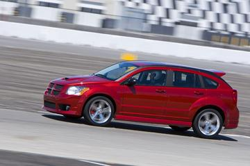 Gereden: Dodge Caliber SRT4
