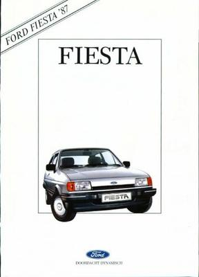 Ford Fiesta C,cl,finesse,chia,supersport,xr2 97