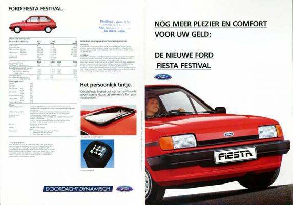 Ford Ford Fiesta Festival