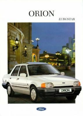 Ford Orion Eurostar