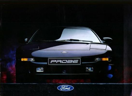 Ford Probe 16v, 24v