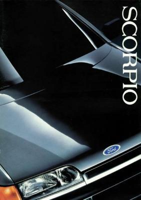 Ford Scorpio Cl,gl,ghia,4x4
