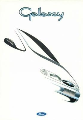 Ford Galaxy Clx,glx,ghia