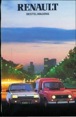 Renault Kombi,pick Up 4f4,4f6,4,5 1100,5