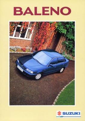Suzuki Baleno,sedan, Hatchback 1.3s,1.6gx,1.6glx