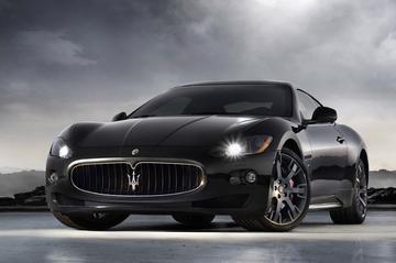 Donderwolk: Maserati GranTurismo S