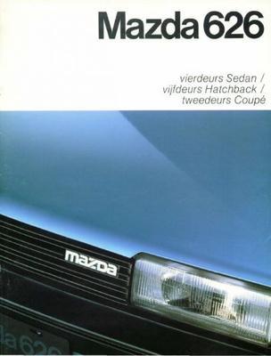 Mazda Sedan,hatchback,coupe 626 Dx,lx,glx,gt