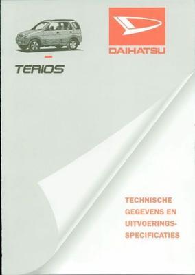 Daihatsu Terios 160 Efi,2800 Diesel Turbo,1500,100