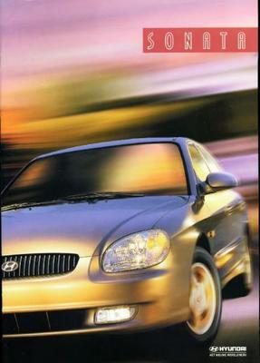 Hyundai Sonata Glx,gls, Luxe,aut