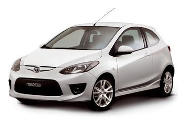 600 euro minder voor driedeurs Mazda 2