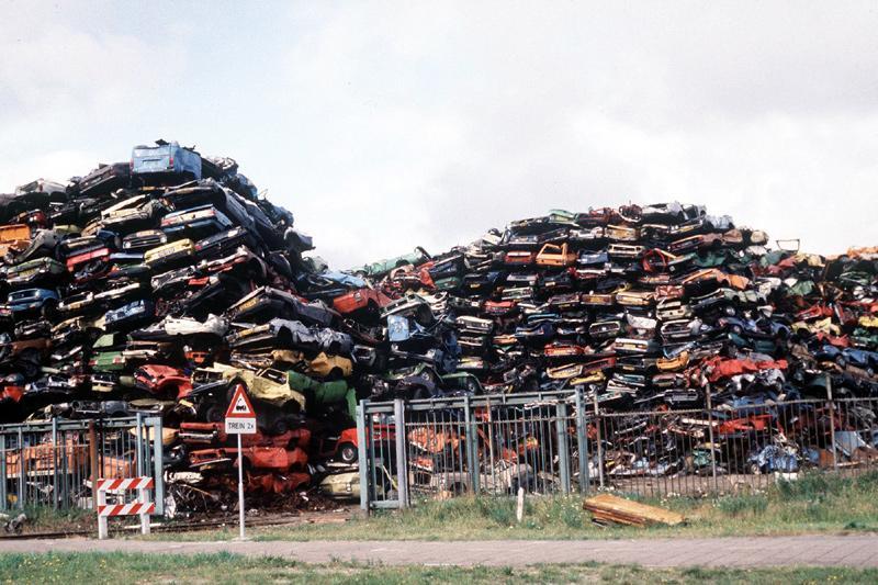 'Oude auto's slopen goed voor het milieu'