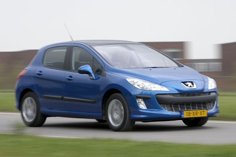 Peugeot 308 1.6 16V VTi XS (2008)