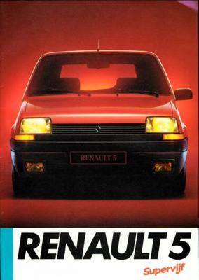Renault 5 C,tc,tl,gtl,gts,