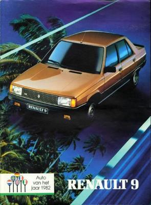 Renault 9 Tse,gtl,gts,tse