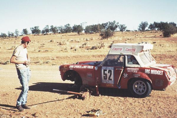 MG Midget 1961 - 1979