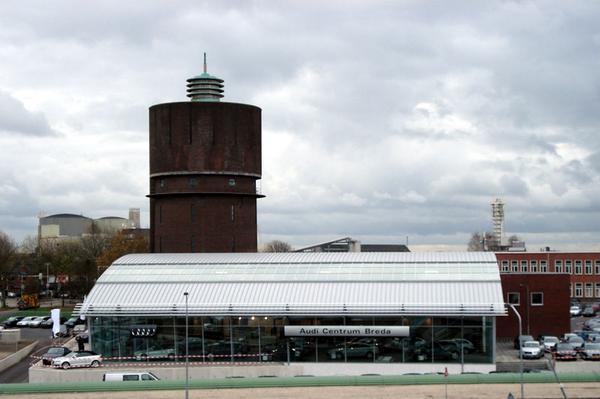 Audi Centrum Breda - Van Tilburg-Bastianen Breda