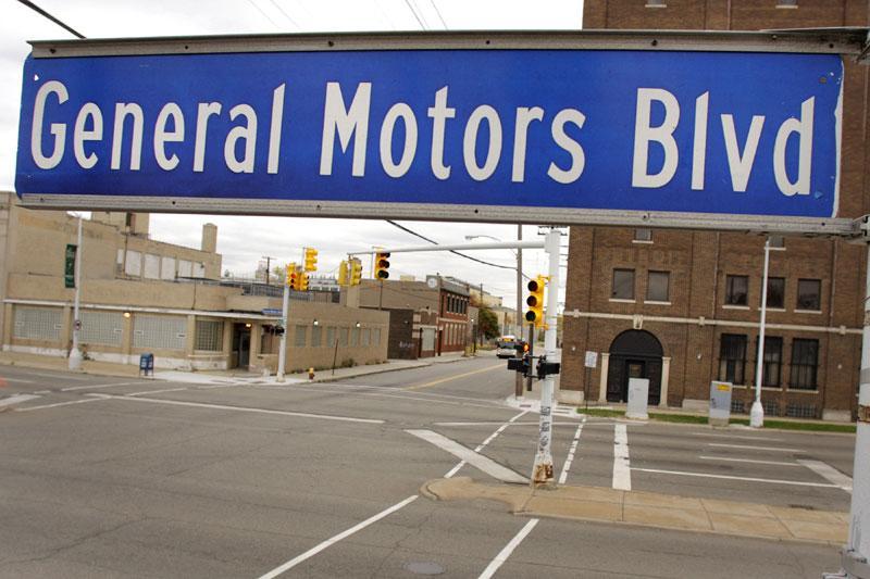 General Motors flink in de plus