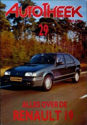 Renault  19 Tr,ts,td,gtr,gts,gtx,gtd,txe,16v