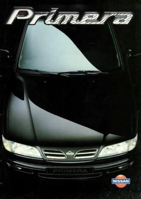 Nissan Primera Se,slx,si,sri,lx,gx